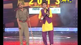 getlinkyoutube.com-PTC PUNJABI MUSIC AWARDS 2013 BINNU DHILLON PERFORMANCE