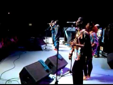 """A Step for Mankind"" (Live) - Wailers ft. Duane Stephenson"