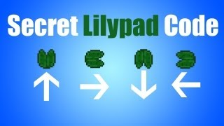 getlinkyoutube.com-Minecraft - Secret Lilypad Code