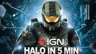 getlinkyoutube.com-Halo in 5 Minutes (Sort of)