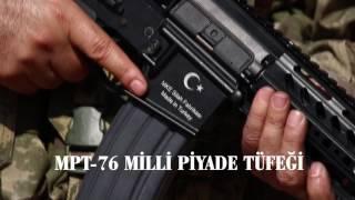 getlinkyoutube.com-MKEK MPT 76 Milli Piyade Tüfeği - Turkish Infantry Rifle