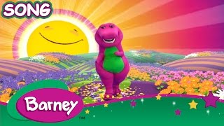 getlinkyoutube.com-Barney - If You're Happy And You Know It (SONG)