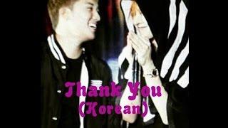 getlinkyoutube.com-G Dragon & Seungri / Thank You  (Nyongtory)