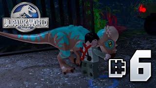 getlinkyoutube.com-Pachycephalosaurus!! Jurassic World LEGO Game - Ep6