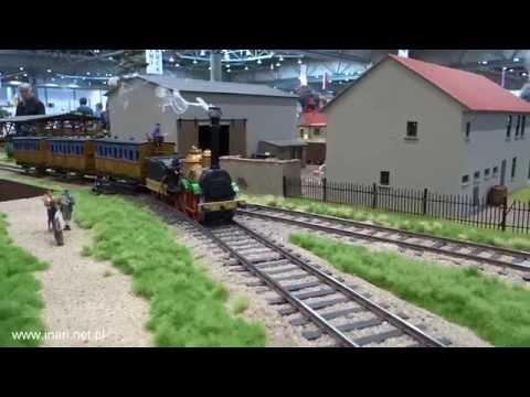Makiety kolejowe w Lipsku 2014 - Modell Hobby Spiel