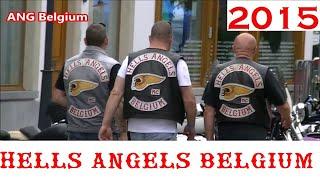getlinkyoutube.com-HELLS ANGELS MC BELGIUM ON HARLEY DAYS 2015 IN LEOPOLDSBURG IN BELGIUM