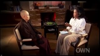 getlinkyoutube.com-Oprah Winfrey talks with Thich Nhat Hanh Excerpt - Powerful