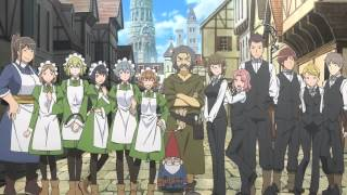 getlinkyoutube.com-Is It Wrong to Try to Pick Up Girls in a Dungeon? - Opening Theme