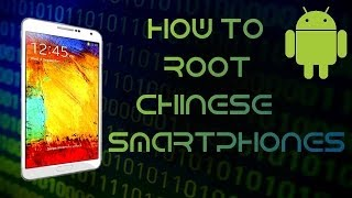getlinkyoutube.com-How to root every china phone - MTK universal root [HD]