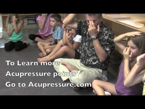 Learning Disorder Power Acupressure Points
