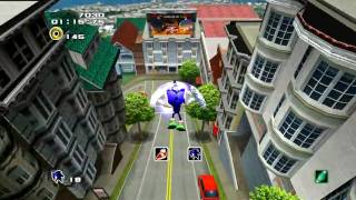 Sonic Adventure 2 in NullDC [720p] view on youtube.com tube online.