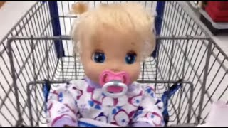 getlinkyoutube.com-Baby Alive Beatrix goes on an Outing