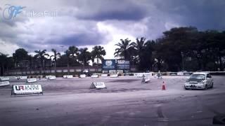 getlinkyoutube.com-Malaysia Race of Champion - Proton Saga BLM - Darrenjit Singh