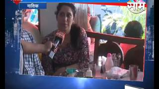 getlinkyoutube.com-SmartCity : Nashikars voice their expectations after casting their vote in Municipal Elections