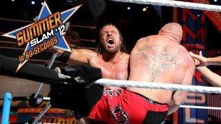 SummerSlam in 60 Seconds: SummerSlam 2012