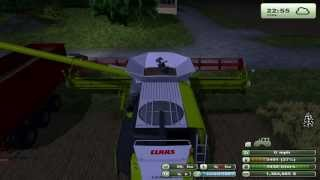 Farm Sim Saturday Hyper speed Deere planting
