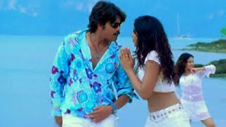 getlinkyoutube.com-Boss Movie Songs - Hello Baasu - Nagarjuna Nayantara Poonam Bajwa