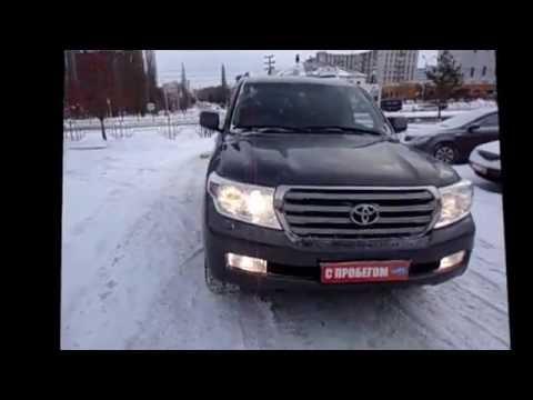 В продаже Toyota Land Cruiser 200. 2млн.190 тысяч рублей