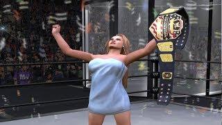 WWE Smackdown vs Raw Sable Season Mode Part 3