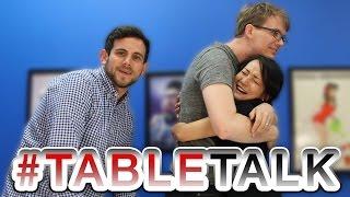 "Hank Green Says ""No More Anal"" On #TableTalk!"