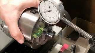 getlinkyoutube.com-Optimum D180 x 300 Steam Engine Part-7 | Eccentric