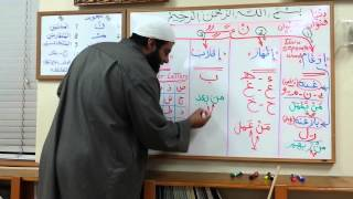 getlinkyoutube.com-Lessons on Tajweed - Session 3 - Rules of Noon Sakin and Tanween - by Shaykh Hosaam