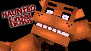 "getlinkyoutube.com-HAUNTED HOTEL ""FREDDY'S GANG!"" (Minecraft Roleplay Adventure) [9]"