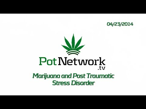 Marijuana and Post Traumatic Stress Disorder