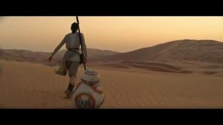 getlinkyoutube.com-LuHan鹿晗_Star Wars: The Force Awakens Official Promotion Song_The Inner Force MV