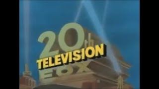 getlinkyoutube.com-20TH CENTURY FOX TELEVISION LOGO HISTORY LOW PITCH