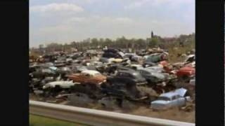Classic Car Vintage Auto Scrap Yard Of Death