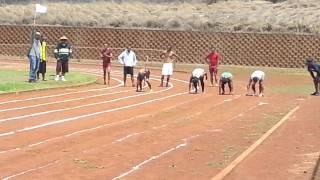 getlinkyoutube.com-chuukes race 100 meter final