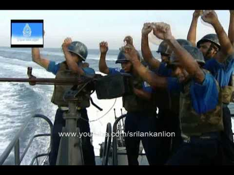 Sri Lankan Navy documentary (Sinhala version)