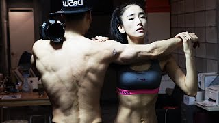 getlinkyoutube.com-[데스런 커플운동] 커플전신 프로그램. couple workout!