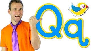 getlinkyoutube.com-The Letter Q Song - Learn the Alphabet