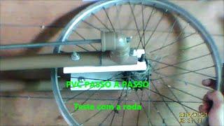 getlinkyoutube.com-Quadriciclo PVC PASSO A PASSO GARFO E MESA