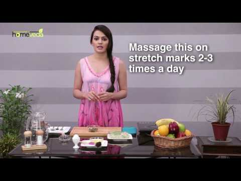 Reduce Stretch Marks Using Egg Whites - Homeveda Remedies