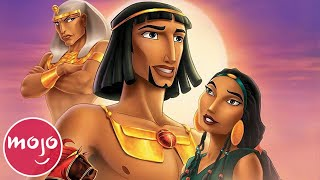 Top 10 Underrated DreamWorks Movies