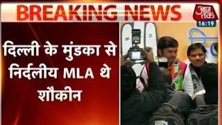 getlinkyoutube.com-Delhi elections: Former Independent MLA Shokeen joins Congress