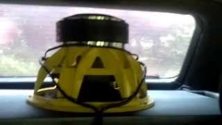 "getlinkyoutube.com-Ground Zero Nuclear 15"" + Pioneer Prs-D2000 SPL"