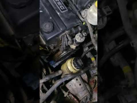 Chevrolet Rezzo снять МКПП коробку передач
