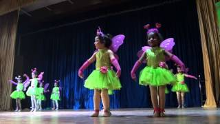 getlinkyoutube.com-Bhartiya Vidya Mandir,  Annual Function , Kids Performing fairy Dance