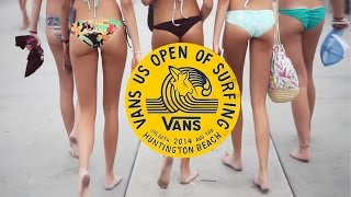 getlinkyoutube.com-Vans US Open of Surfing | Hungtinton Beach 2014