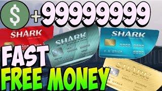 GTA 5 Online - Get FREE Money & FREE Shark Cards! Earn Free GTA 5 Money (GTA V Gameplay)