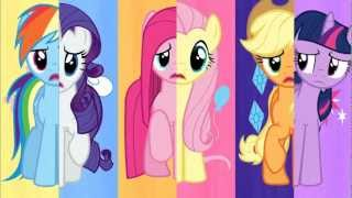 getlinkyoutube.com-My Little Pony FIM: Its What My Cutie Mark Is Telling Me (In Mismatched HD)