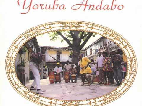 Yoruba Andabo - El Callejon De Los Rumberos - Y ya se formo el Rumbon