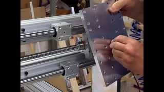 getlinkyoutube.com-CNC Router build part 3