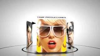 getlinkyoutube.com-FREE TEMPLATE SONY VEGAS  - FASHION MODELS [TAME PRODUCCIONES]