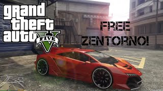 getlinkyoutube.com-GTA 5 | Free Zentorno Glitch!