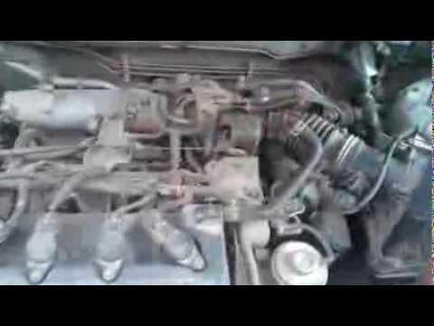 Где у Nissan Sunny находятся опоры двигателя